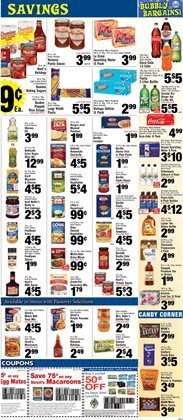 Crisps deals in the Foodtown supermarkets weekly ad in New York