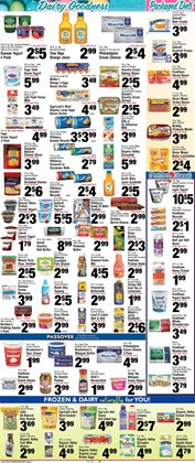 Philadelphia deals in the Foodtown supermarkets weekly ad in New York