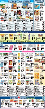 Juice deals in the Foodtown supermarkets weekly ad in New York