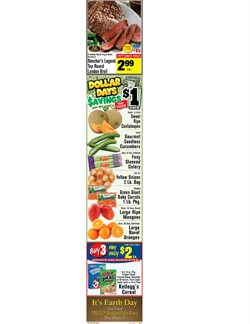 Top deals in the Foodtown supermarkets weekly ad in New York