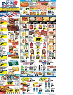 Swing deals in the Foodtown supermarkets weekly ad in New York