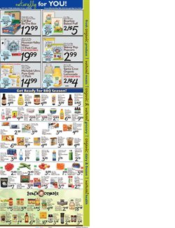 Popcorn deals in the Foodtown supermarkets weekly ad in New York