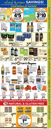 Christmas deals in the Foodtown supermarkets weekly ad in New York