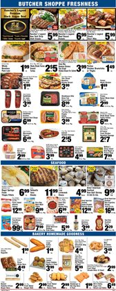 Bikes deals in the Foodtown supermarkets weekly ad in New York