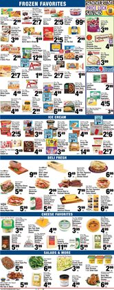 Wine deals in the Foodtown supermarkets weekly ad in New York