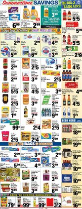 Rachael Ray deals in the Foodtown supermarkets weekly ad in New York
