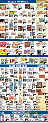 Cream deals in the Foodtown supermarkets weekly ad in New York