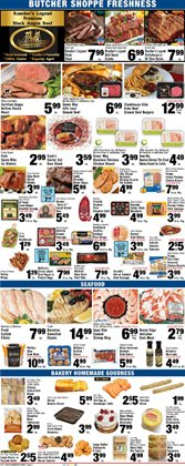 Lawn deals in the Foodtown supermarkets weekly ad in New York