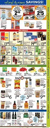 Yogurt deals in the Foodtown supermarkets weekly ad in New York