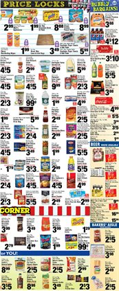 Mars deals in the Foodtown supermarkets weekly ad in New York