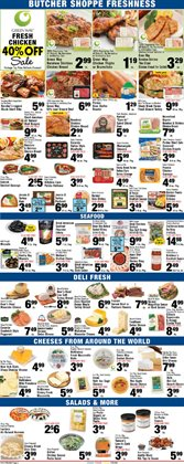 Tennis deals in the Foodtown supermarkets weekly ad in New York