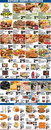 Footwear deals in the Foodtown supermarkets weekly ad in New York