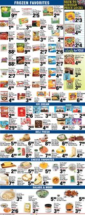 Cheese deals in the Foodtown supermarkets weekly ad in New York