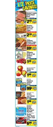 Balls deals in the Foodtown supermarkets weekly ad in New York