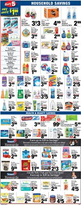 Shark deals in the Foodtown supermarkets weekly ad in New York