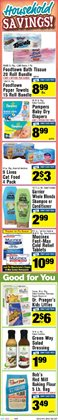 Tablet deals in the Foodtown supermarkets weekly ad in New York