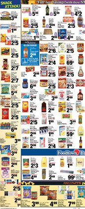 Animals deals in the Foodtown supermarkets weekly ad in New York