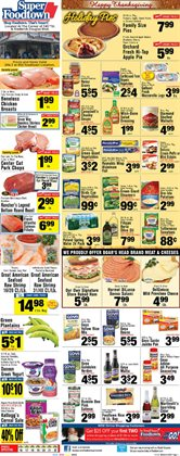 Sunglasses deals in the Foodtown supermarkets weekly ad in New York