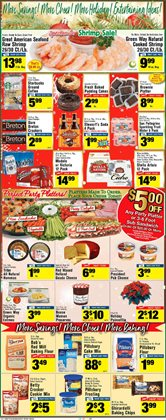 Pillsbury deals in the Foodtown supermarkets weekly ad in New York