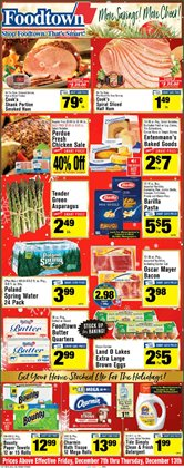 Tide deals in the Foodtown supermarkets weekly ad in New York