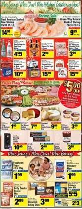 Yoga deals in the Foodtown supermarkets weekly ad in New York