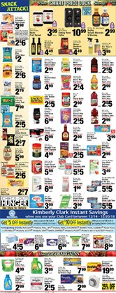 Chips deals in the Foodtown supermarkets weekly ad in New York