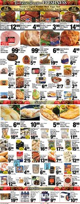 Beef deals in the Foodtown supermarkets weekly ad in New York