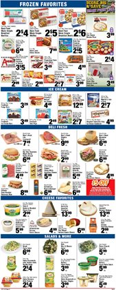 Flooring deals in the Foodtown supermarkets weekly ad in New York