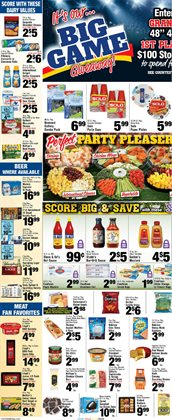 Rims deals in the Foodtown supermarkets weekly ad in New York