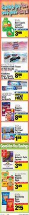 Diapers deals in the Foodtown supermarkets weekly ad in New York