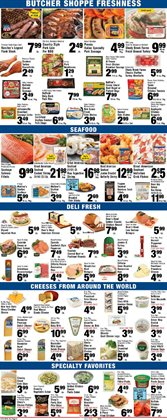 Island holidays deals in the Foodtown supermarkets weekly ad in New York