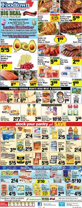 Lay's deals in the Foodtown supermarkets weekly ad in New York