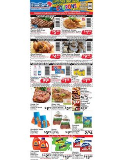 Foodtown supermarkets catalogue in New York ( Published today )
