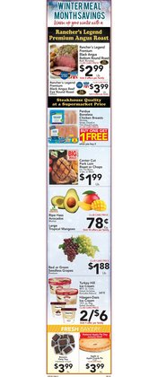 Foodtown supermarkets catalogue in Toms River NJ ( Expires tomorrow )