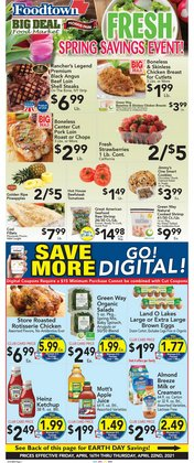 Foodtown supermarkets catalog ( 1 day ago)