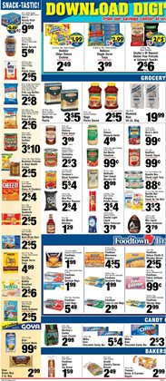Oreo deals in the Foodtown supermarkets weekly ad in New York