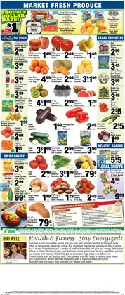 Plants deals in the Foodtown supermarkets weekly ad in New York