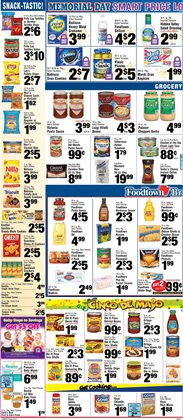 Oil deals in the Foodtown supermarkets weekly ad in New York