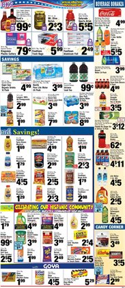 Fabric softener deals in the Foodtown supermarkets weekly ad in New York