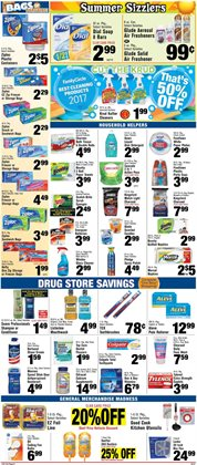 Soap deals in the Foodtown supermarkets weekly ad in New York