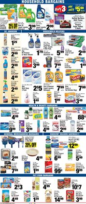 Shampoo deals in the Foodtown supermarkets weekly ad in New York
