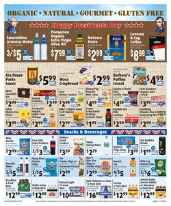 Crackers deals in the Gristedes weekly ad in New York