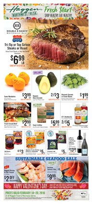 Pharmaceutical products deals in the Haggen Food weekly ad in Kent WA