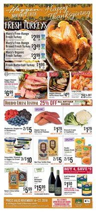 Haggen Food deals in the Bellingham WA weekly ad