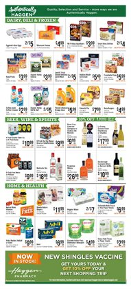 Water deals in the Haggen Food weekly ad in Federal Way WA