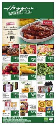 Haggen Food catalogue ( 1 day ago )