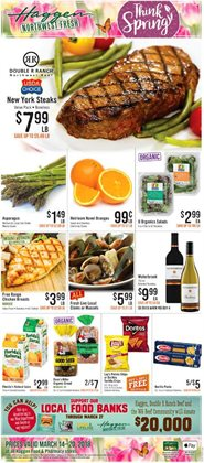 Top Food & Drug deals in the Puyallup WA weekly ad