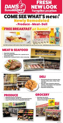 Dan's Supermarket catalogue ( Expired )