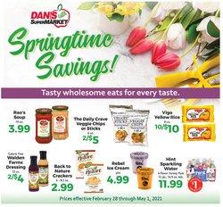 Dan's Supermarket catalogue ( 15 days left )