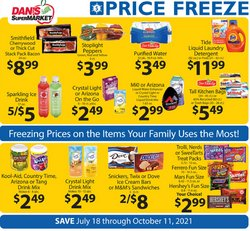 Dan's Supermarket deals in the Dan's Supermarket catalog ( More than a month)